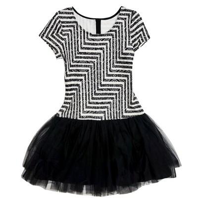 Girls' Fashion TuTu Dress