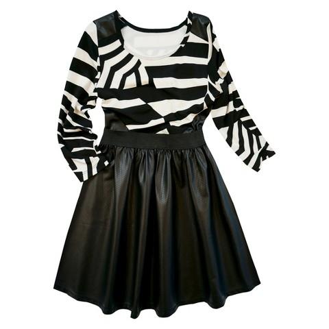 Girls' A-Line Dress