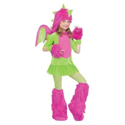 Anime Costumes Girls Girl's Dragon Girl Costume