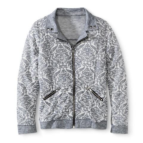 Girls' Moto Jacket