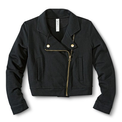 Girls' Moto Jacket