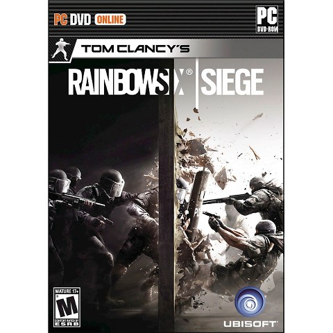 Tom Clancy's Rainbow Six: Siege (PC Game)