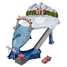Disney/Pixar Cars Ice Racers Snowdrift Spinout Track Set