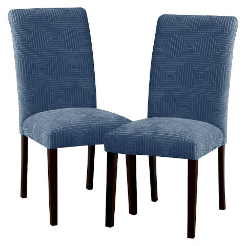 Avington Velvet Dining Chair -Set of 2 product details page