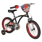 "Power Rangers Megaforce Boy's BMX Bike - Black/ Red (16"")"