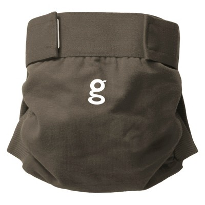 gDiapers gPants - Groundhog Brown, Small