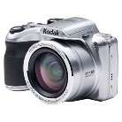Kodak AZ361-SL 16MP Digital Camera with 36x Optical Zoom - Silver