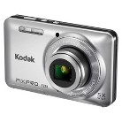 Kodak FZ151-SL 16MP Digital Camera with 15x Optical Zoom - Silver