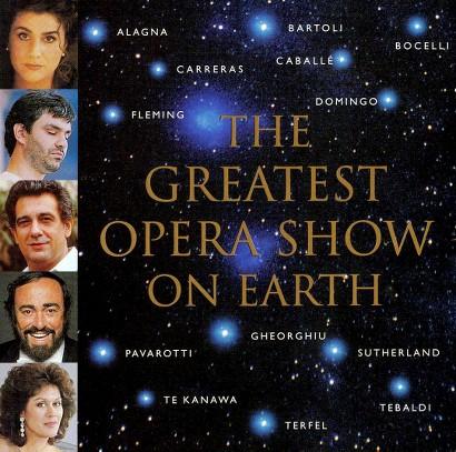 Various - Leone Magiera Luciano Pavarotti - O Sole Mio The Recital