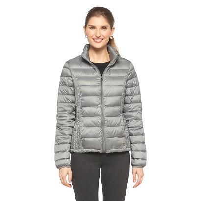 Women's Packable Down Short Puffer Jacket