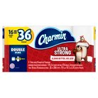 Charmin® Ultra Strong™ Toilet Paper 16 Double Plus Rolls