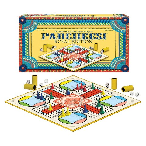 Parcheesi Royal Edition Board Game Target