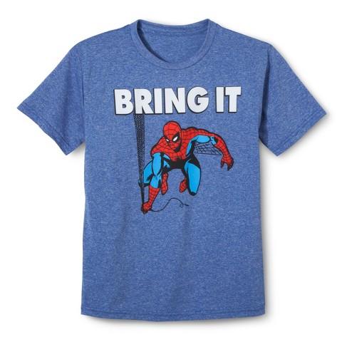 Spider-Man Boys' Performance Tee