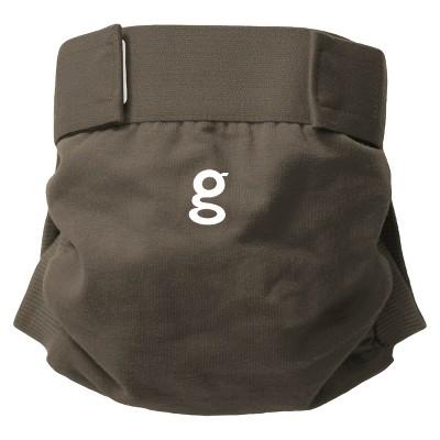 gDiapers gPants - Groundhog Brown, Large