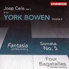 Joop Celis Plays York Bowen, Vol. 2