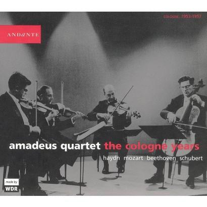 Amadeus Quartet: The Cologne Years