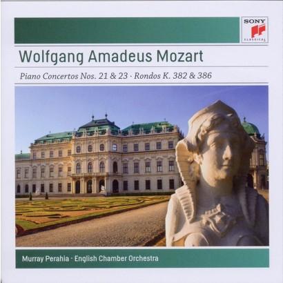 Wolfgang Amadeus Mozart: Piano Concertos No. 21 & 23; Rondos K.