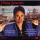 Vivaldi: Recorder Concertos&#x3b; Handel: Recorder Sonatas