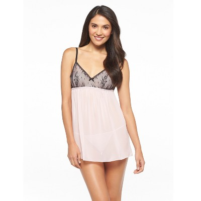 Women's Valentine's Day Babydoll Pink - Gilligan & O'Malley™