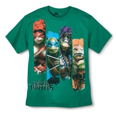 Teenage Mutant Ninja Turtle Boys' Graphic Tee