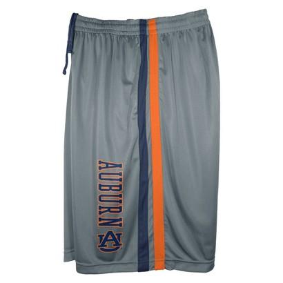 Auburn Tigers Men's Shorts Grey