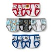 Toddler Boys' 7 Pack Planes Briefs