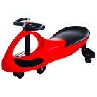 Lil' Rider Wiggle Ride-on Car - Red (9.36 Lb)