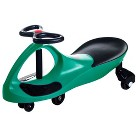 Lil' Rider Wiggle Ride-on Car - Green