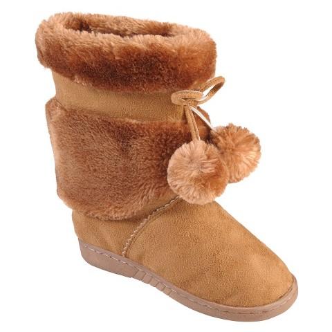 Girl's Hailey Jeans Co. Pom Pom Boots