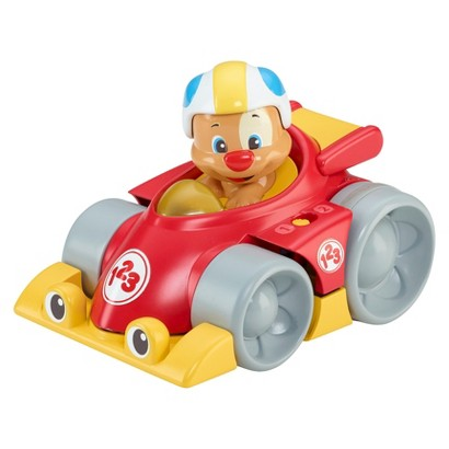 Fisher Price® Laugh 'N Learn™ Puppy's Press 'n Go Car