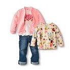 Infant Toddler Girls' Primo Pink Collecti...