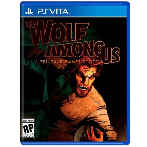 The Wolf Among Us (PlayStation Vita)