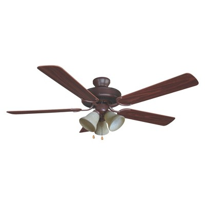 ECOM Yosemite Ceiling Fan - Oil Rubbed Bronze 52