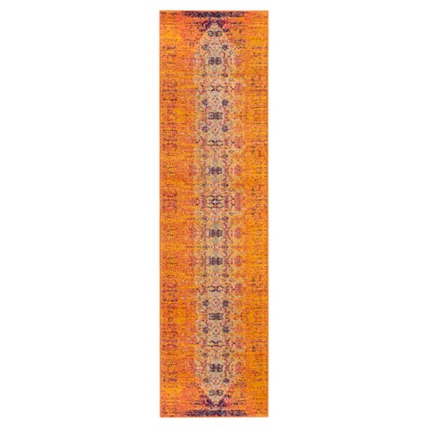 Safavieh Catalina Rug - Orange/Multi