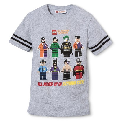 Lego® Super Heroes Boys' Graphic Tee