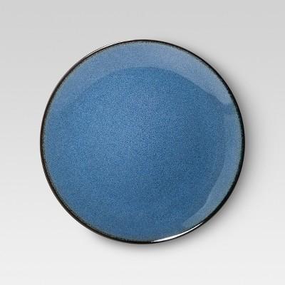 Threshold™ Belmont Stoneware Reactive Dinner Plate Set of 4