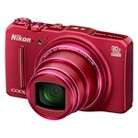 Nikon S9700 16MP Digital Camera with 30X Optical Zoom