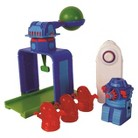 Zibits Action Defense Orb Catapult Remote Control Robot Set