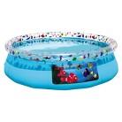 Bestway Kiddie Nemo Fast Set Pool - Blue (298 Gallons)