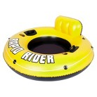 Optimum Fulfillment Rapid Rider Water Float - Yellow/ Black (9 Lb.)