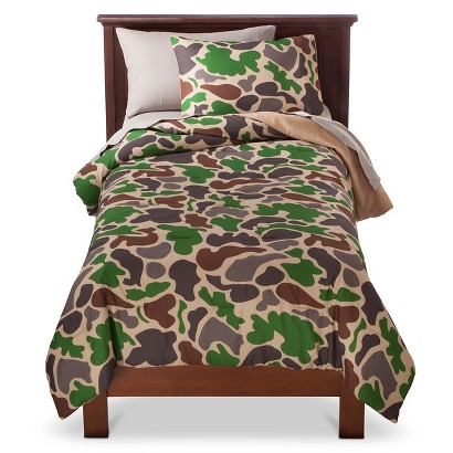 Circo Camouflage Comforter Set