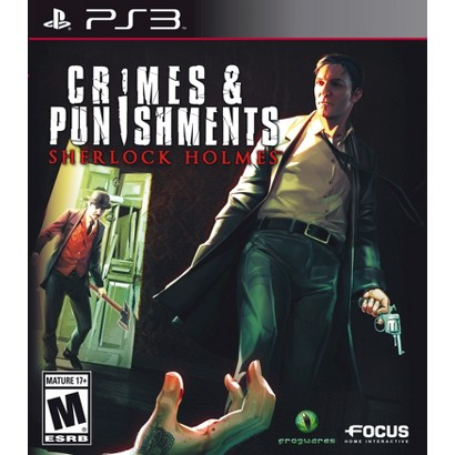 Crimes and Punishments: Sherlock Holmes™ (PlayStation 3)