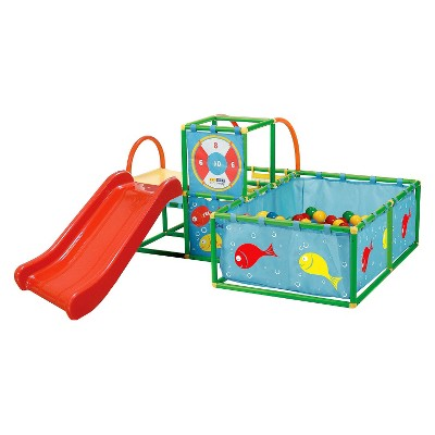 Active Play 3 in 1 Gym Set - Multicolor