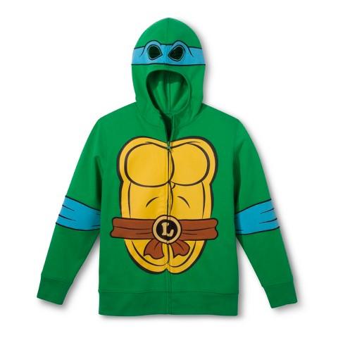 Teenage Mutant Ninja Turtles Costume Hoodie