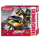 Carrera Go!!! Transformers Slot Car Race Track Set Bumblebee Chase