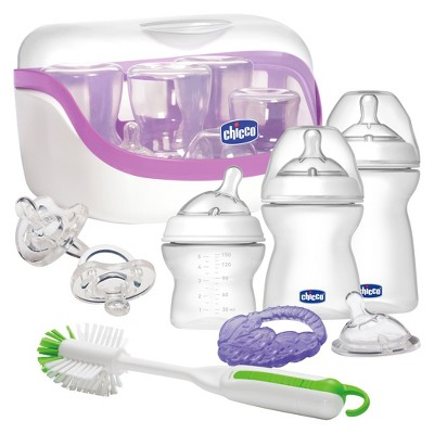 Chicco NaturalFit All You Need Starter Baby Bottle Gift Set