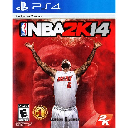 NBA 2K14 PRE-OWNED (PlayStation 4)