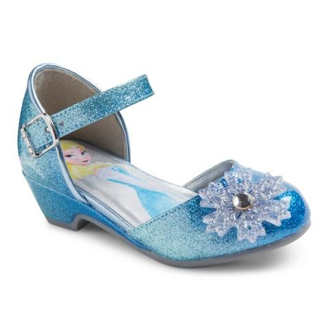Disney Frozen Toddler Girl s Ballet Shoes Tar