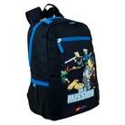 LEGO® Basic Backpack City Police On A Mission - Black