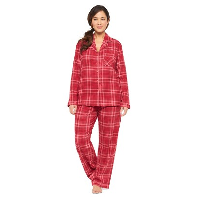 Women's Plus-Size Pajama Set - Gilligan & O'Malley